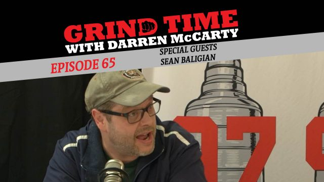 Grind Time with Darren McCarty - Episode 65: Special Guest Sean Baligian