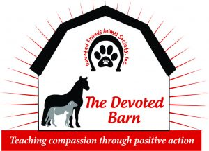 The Devoted Barn Logo