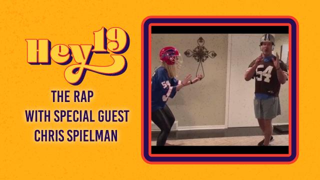 The Rap With Maz & Friends – Episode 83: Chris Spielman